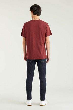 Levi's Baskılı Bisiklet Yaka % 100 Pamuk T Shirt Erkek T Shirt 16143 2
