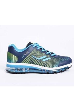 Lescon Erkek Turkuaz Aırtube Spor Ayakkabı L-4507 1