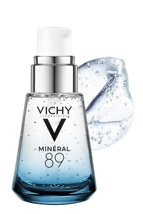 Vichy Mineral 89 Nemlendirici Cilt Serumu Hyalüronik Asit ve Termal Su Cilde Güç ve Nem Veren Bakım 30 ml 1