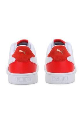 Puma SHUFFLE Beyaz Erkek Sneaker Ayakkabı 101085433 2