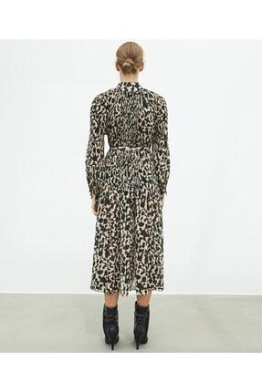 İpekyol Desenli Elbise 3