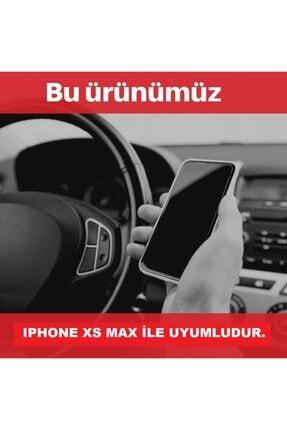 SUPPO Iphone Xs Max Logolu Lansman Kılıf+kablo Koruyucu 2