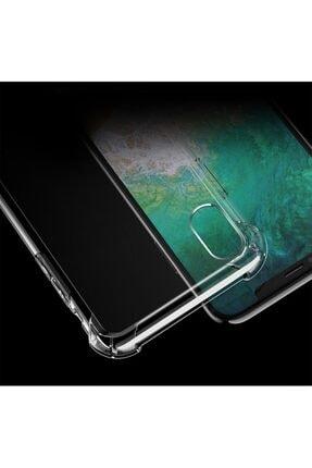 Zengin Çarşım Iphone Xs Max Ultra Ince Şeffaf Airbag Anti Şok Silikon Kılıf 3