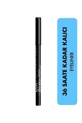 NYX Professional Makeup Göz Kalemi - Epic Wear Liner Stıcks Pitch Black Eyeliner 800897207502 0