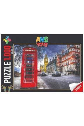 Puzzle 1000 Parça Londra Puzzle 1000 Parça PZL1005