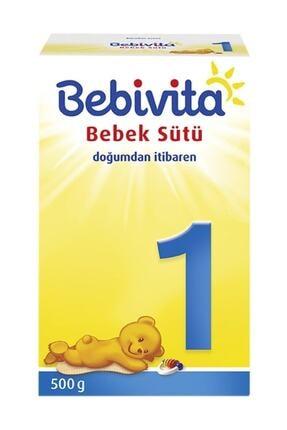 Bebivita 1 Numara Bebek Sütü 500 gr 0