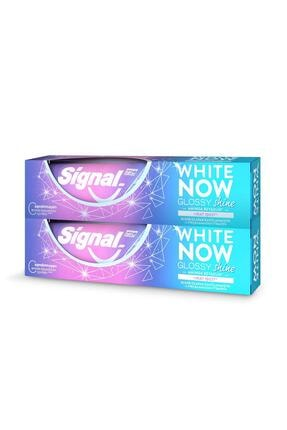 Signal Diş Macunu Glossy Shine 75 ml X2 2