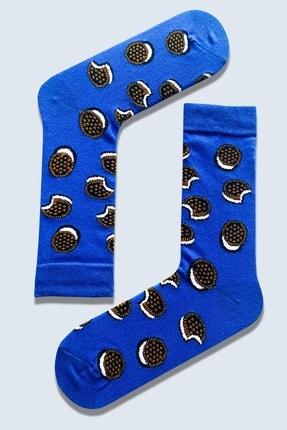 CARNAVAL SOCKS 7'li Fast Food Yemek Yiyecek Desenli Çorap Set 1014 4