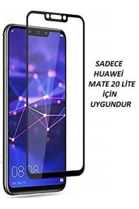 JACQUELYN Huawei Mate 20 Lite Tam Kaplayan Ön Ekran Koruyucu-tempered Glass 0