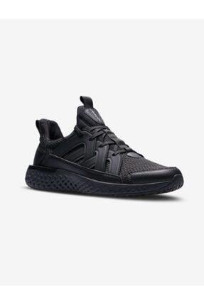 Lescon Erkek Siyah Koşu Ayakkabı 4