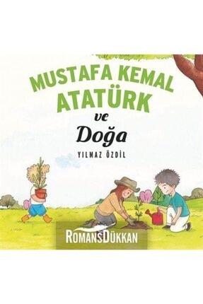 Kırmızı Kedi Yayınları Mustafa Kemal Atatürk ve Doğa 0