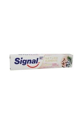 Signal Sıgnal D.macun Nature Elements Clove Sensitive 75 ml 0