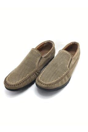 Erkek Prada Hakiki Deri Ayakkabı Ptn0059