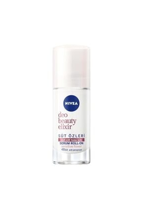 Nivea Deo Beauty Elixir Süt Özleri Sensitive Flower Kadın Roll-on 0