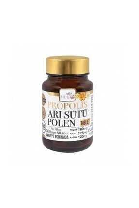 Beeo Propolis Arı Sütü Polen Yetişkin 60 Tablet 0