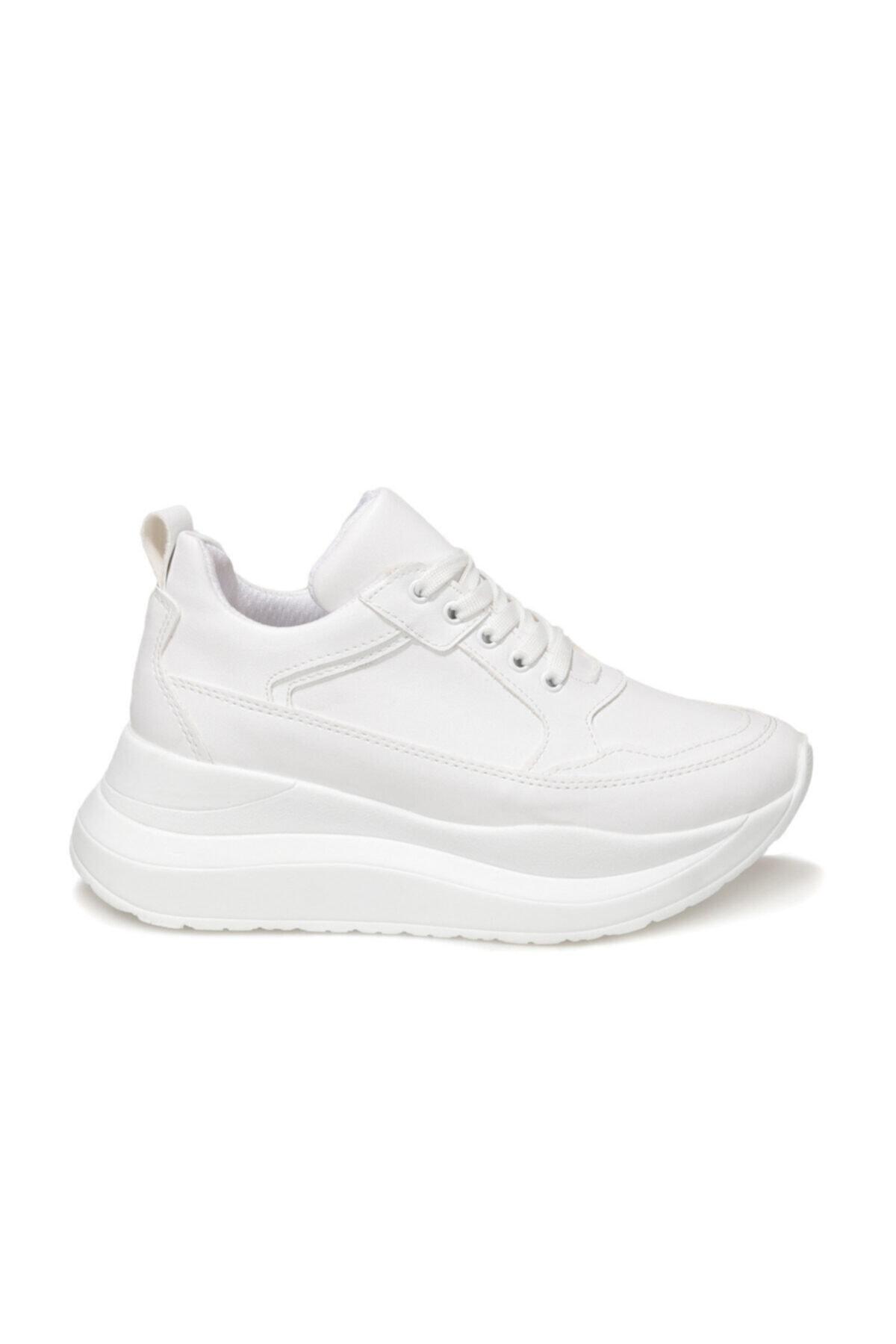 Susanna Beyaz Kadın Sneaker