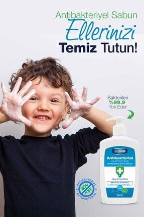 Deep Fresh Antibakteriyel Sıvı Sabun 2 X 500 ml 2