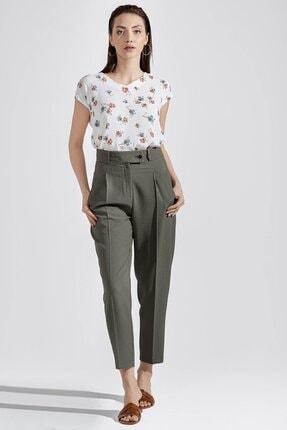 Chima Kemeri Çıkıntılı Pantolon 0