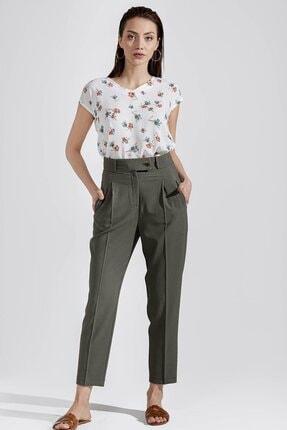 Chima Kemeri Çıkıntılı Pantolon 1