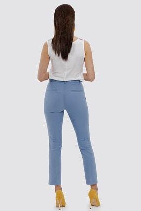 Chima Kemeri Kesikli Pantolon 3