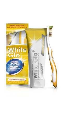 White Glo Diş Beyazlatıcı Diş Macunu Avantaj Paket X 2 Adet 1