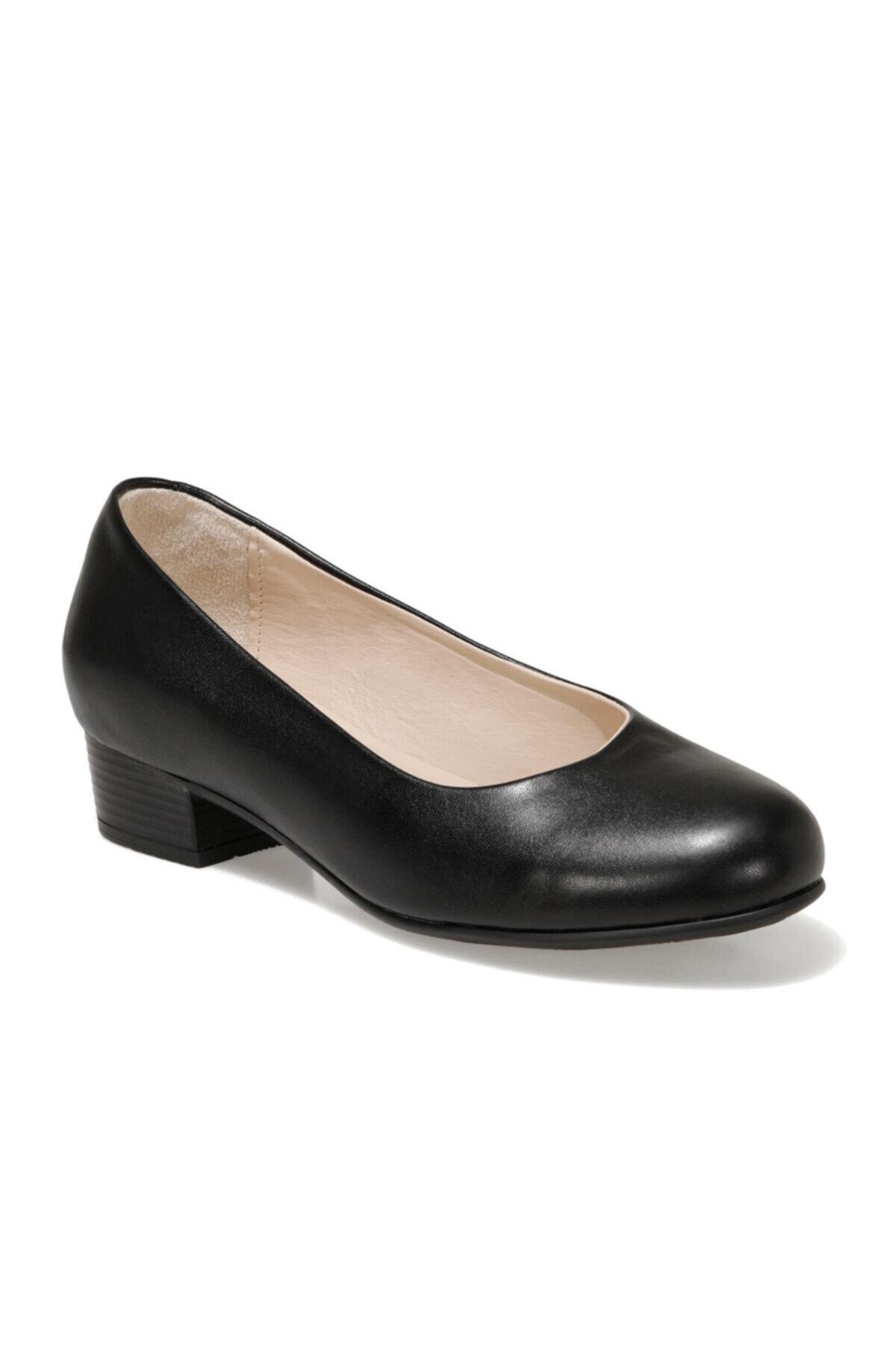 161684.Z1FX Siyah Kadın Basic Comfort 101013120