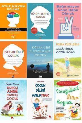 peta kitap Çocuk Gelişim Seti (Otuz Milyon Kelime, Bütün-beyinli Çocuk, Bağırmayan Anne Baba Olmak + 6 Kitap) 0