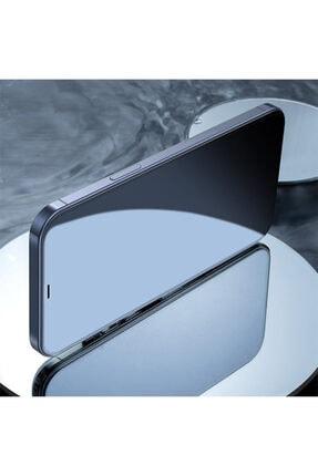 Baseus Iphone 12-12 Pro 0.3mm Full Anti Blue Light Tempered Cam Ekran Koruyucu 2adet Set 3