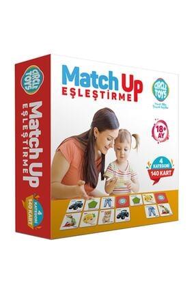 MerCan Toys Match Up Eşleştirme Kartları 0