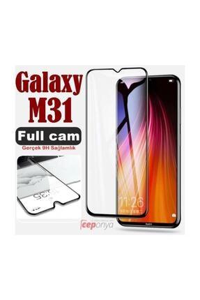 Dijimedia Galaxy M31 Kenarları Kırılmaya Dayanıklı Ekranı Full Kaplayan Cam 1