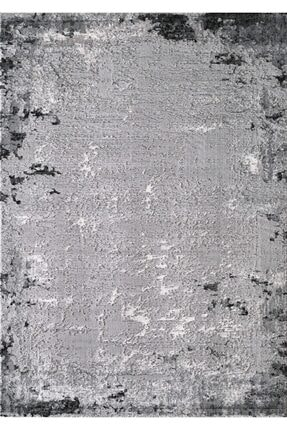 DİAMOND HALI Niceness Modern Gri-siyah Halı Np252 1