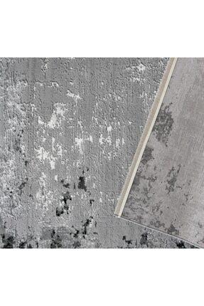 DİAMOND HALI Niceness Modern Gri-siyah Halı Np252 4