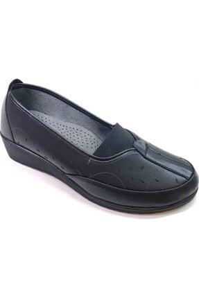 50887 Topuk Dikenine Özel Ortapedik Ayakkabı Siyah resmi