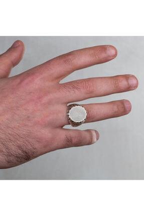 Yüzükhane Çukur Yamaç Gümüş Yüzüğü 3