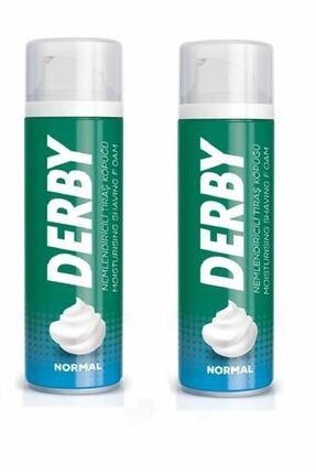 Derby Tıraş Köpüğü 2 Adet 200 ml 0
