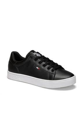 US Polo Assn Flex Siyah Kadın Sneaker Ayakkabı 0