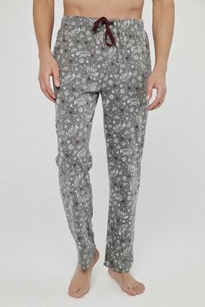 Penti Gri Melanj Gift Geometric Pantolon 2