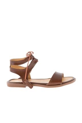 Bambi Taba Kadın Sandalet L0652071009 1
