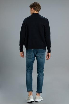 Lufian Icon Smart Jean Pantolon Slim Fit Açık Indigo 2