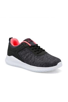 Kinetix Vanda W Siyah Kadın Sneaker Ayakkabı 0