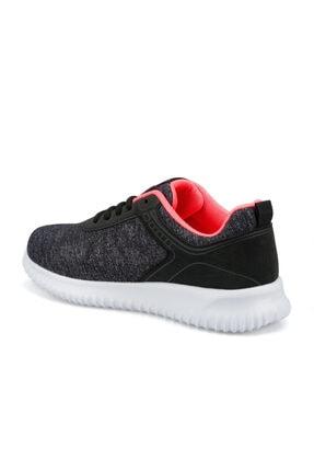 Kinetix Vanda W Siyah Kadın Sneaker Ayakkabı 2