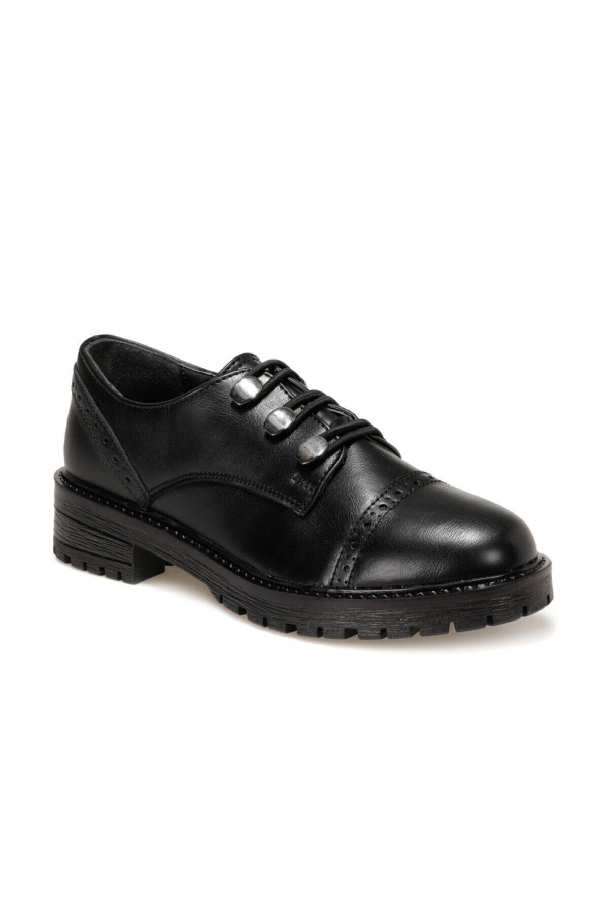 316805.Z Siyah Kadın Maskulen Ayakkabı 100562275
