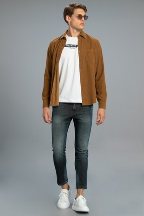 Jordı Smart Jean Pantolon Slim Fit Mavi 112200102