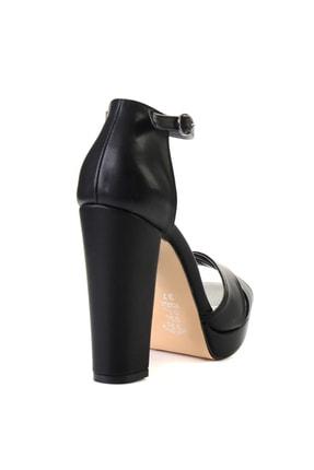 Bambi Siyah Kadın Abiye Ayakkabı L0674082409 3