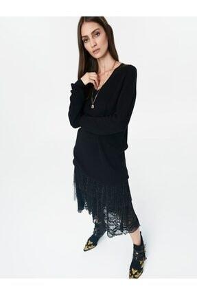 İpekyol Pilisole Etekli Triko Elbise 2