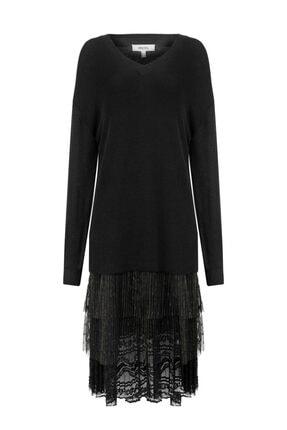 İpekyol Pilisole Etekli Triko Elbise 3