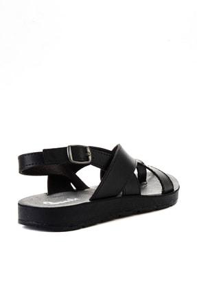 Bambi Sıyah Kadın Sandalet L0642111109 3