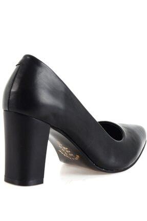 Bambi Sıyah Kadın Ayakkabı K0516437009 1