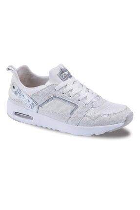 Jump Beyaz Kadın Ayakkabı 190 15148z 0