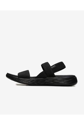 Skechers ON-THE-GO 600 - FLAWLESS Kadın Siyah Sandalet 0